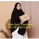 Jilbab Hijab Syari wanita Premium untuk mengatasi keluhan kesehatan